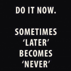 Nike Just Do It Basketball Quotes Just do it now!