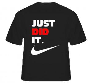 Funny Nike Shirts with Sayings