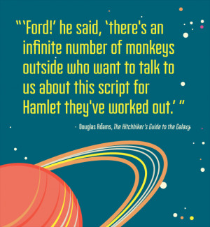Hitchhikers Guide To The Galaxy Quotes Quotesgram
