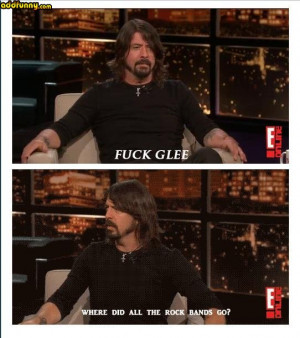 Dave Grohl random