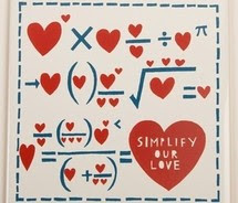 Math and Science: Love and Life Quotes