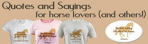quotes and sayings for horse lovers (& others!) : Fantasy Horse Art T ...