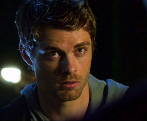 Luke Mitchell as John Young in The Tomorrow People, Season 1, Episode ...