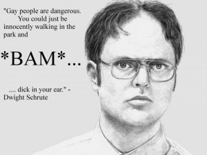 quotes funny the office dwight schrute drawings Knowledge Quotes humor ...