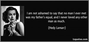 More Hedy Lamarr Quotes