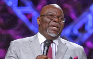 Bishop T. D. Jakes gives an important reason for using the media to ...