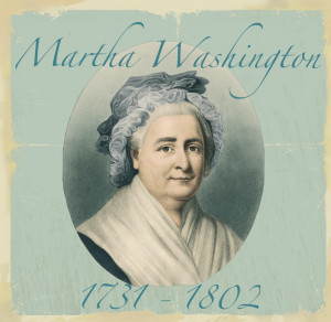 Martha Washington Timeline
