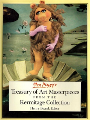 do the muppets big book of crafts miss piggy miss piggy s treasury of ...