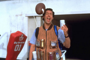 BOBBY BOUCHER (THE WATERBOY)