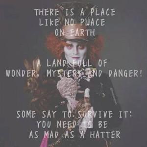 Mad Hatter ♥ R U Mad ?