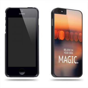 Believe-Your-Own-Magic-Cool-Quote-Phone-Case-Shell-for-iPhone-6-Plus-5 ...
