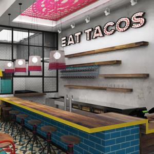 Taco Bell Upscale Restaurant