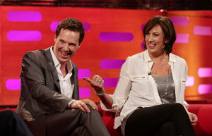 The Graham Norton Show... according to Benedict Cumberbatch