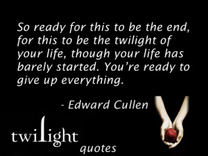 Love Quotes From Twilight Book ~ Twilight quotes 661-680 - Twilight ...