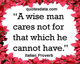 Picture Popular European proverbs