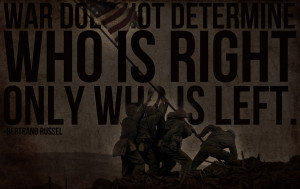 Military - Quote Wallpaper