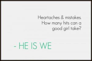 He is We - Love Life