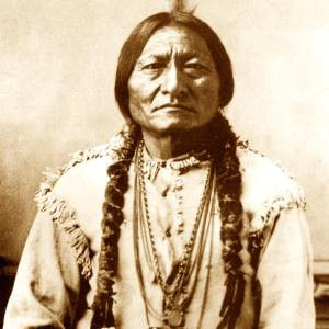 Sitting Bull Quote Here The
