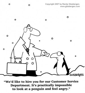 no business can stay in business without customers how customers are ...
