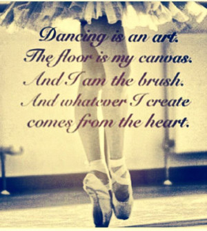 Dance Your Heart Out Quotes