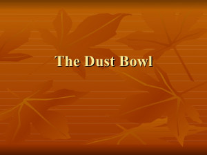 Dust Bowl Quotes