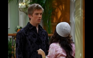 THAT AWKWARD MOMENT WHEN ADAM WAS ON SUITE LIFE OF ZACK AND CODY.