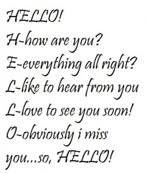 hello quotes photo: HELLO HELLO.jpg