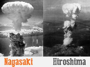 atomic bombs on hiroshima and nagasaki