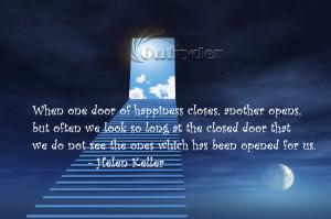 Home Blog Quotes One Door Closes, One Door Opens