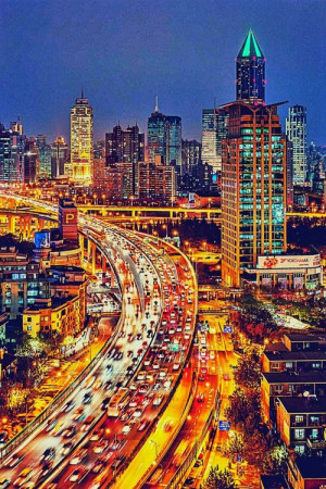 The beauty of American Traffic Jams