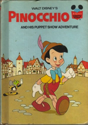 """Start by marking """"Pinocchio and His Puppet Show Adventure (Disney's ..."""