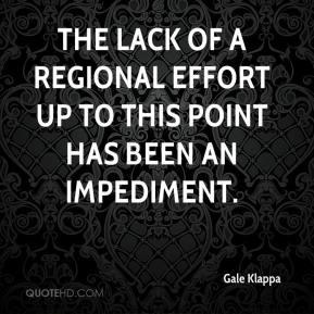 Impediment Quotes