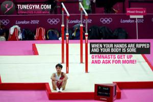 gymnastics motivational quotes motivational quotes poster gymnastics ...