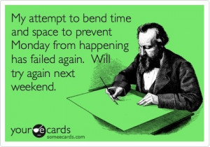 Blah Mondays