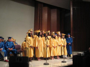 "Hope of Detroit Academy Graduating Class of 2008 performing ""I ..."