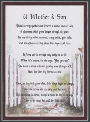 mother son quotes for facebook