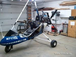 Airborne EdgeX Trikes (2 available)