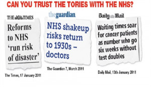 Labour inherited an NHS in 1997 that was in a terrible state after ...