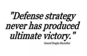 General Douglas MacArthur Quote