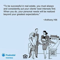 Real Estate You Must Always