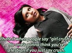 ... quotes | Mindy Kaling 01×05 the mindy project Mindy Lahiri Anna Camp