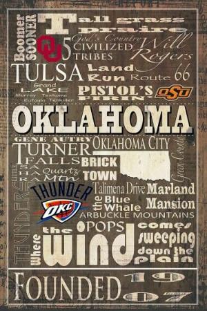 Oklahoma Quotes