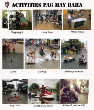 Things you can do in times of Flood