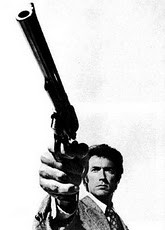 Harry Callahan better known as Dirty Harry