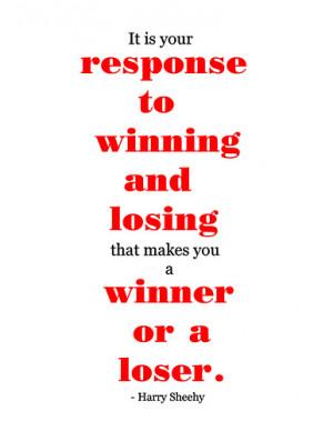 loser quotes