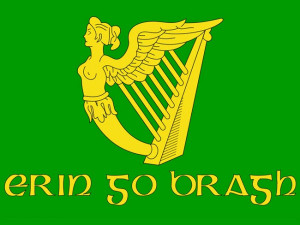 ... of Erin go Bragh and other Irish phrases. Photo by: Wikimedia Commons