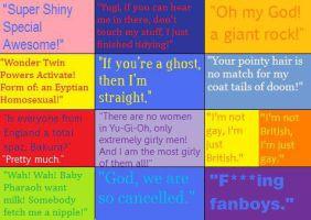 Yu Gi Oh Abridged Quotes 2 By PsychoDemonFox