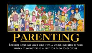 Digimon Parenting - Pokemon, Digimon, and funny pics :P