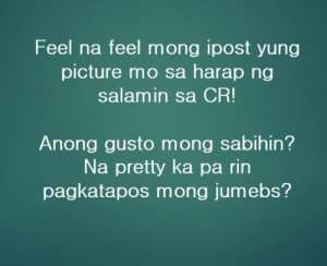 LiKe FuNnY tAgAlOg QuOtEs On FaCeBoOk