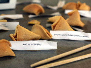 iLL Fortune Cookies Make Confucius Sound Like a Moron